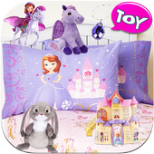 Sofia The Toys Review icon