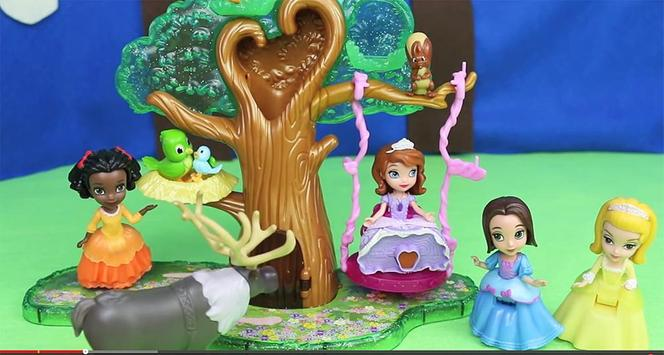 Sofia The Toys Review apk screenshot