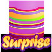 Kids Surprise Eggs & Toys icône