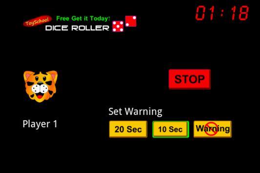 Game Turn Timer Clock screenshot 3