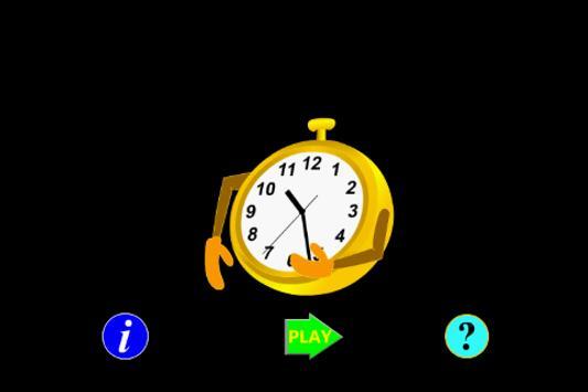 Game Turn Timer Clock poster