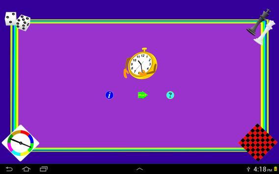 Game Turn Timer Clock screenshot 5