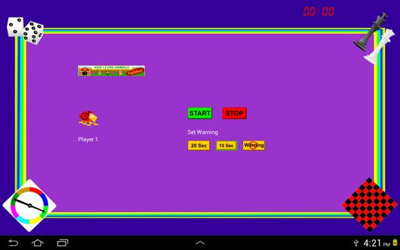Game Turn Timer Clock screenshot 8