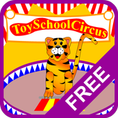 Kids Circus Animal Sounds Free icon