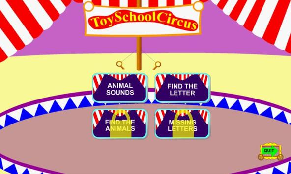 Kids Circus Animal Sounds Free poster