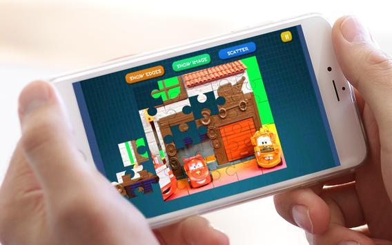 Jigsaw McQueen Toys screenshot 3