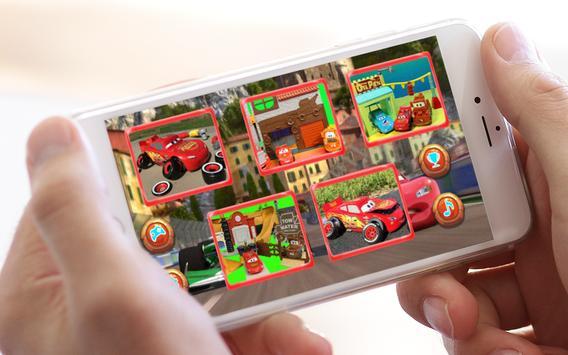 Jigsaw McQueen Toys screenshot 1