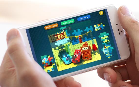Jigsaw McQueen Toys screenshot 4