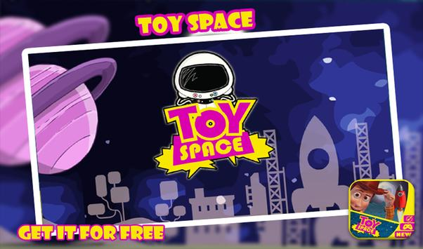 Toy Space poster