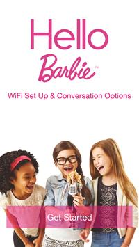 Hello Barbie Companion App poster