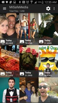 MiSafeMedia apk screenshot