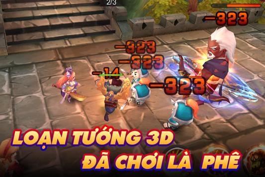 Loan Tuong Quan - Nhap Vai 3D poster