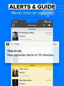 TV Time: Track and Discover Shows apk screenshot