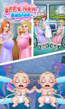 Best Friends' New Babies poster