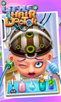 Little Hair Doctor screenshot 1