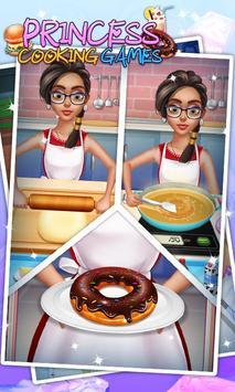 Princess Cooking Games apk screenshot