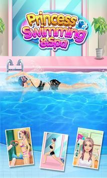 Princess Swimming & Spa poster