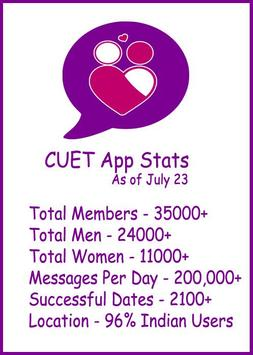 Cuet - Chating , Flirting and Dating App screenshot 5