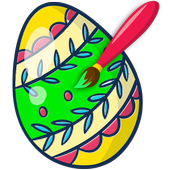 Egg Coloring Book - Egg Painting icon