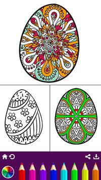 Egg Coloring Book - Egg Painting screenshot 6