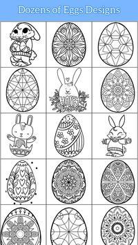 Egg Coloring Book - Egg Painting screenshot 18
