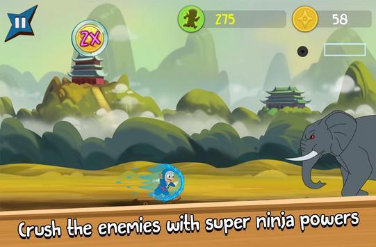 Flying Hattori apk screenshot