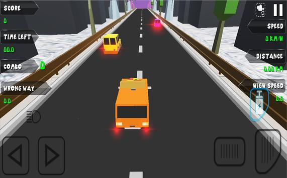 Traffic Highway Racer screenshot 1