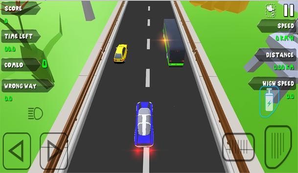 Traffic Highway Racer screenshot 2