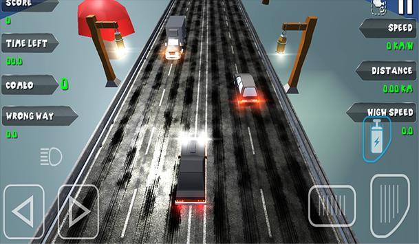 Traffic Highway Racer screenshot 3