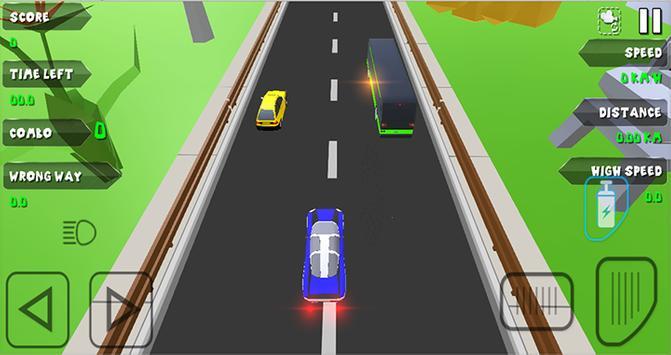 Traffic Highway Racer screenshot 4