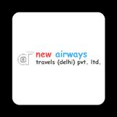 New Airways Travels icon