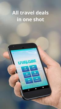 Uniglobe Travels poster