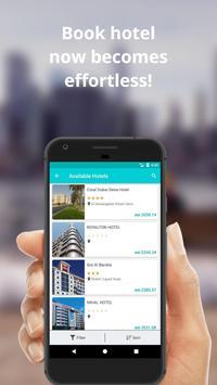 Uniglobe Travels screenshot 2