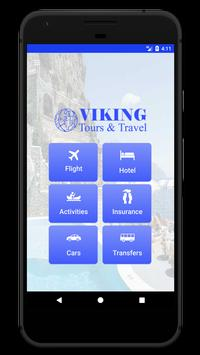 Vikings Travels poster