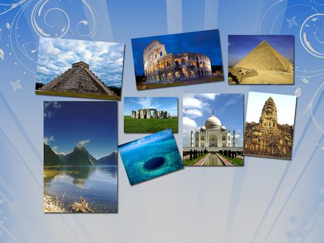 World Wonders Images poster
