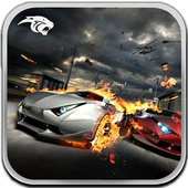 Traffic Highway Racer Speed 3D icon