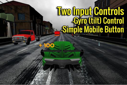 Traffic Highway Racer Speed 3D apk screenshot