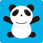 かわいい!ロックアプリPanda !!! icon