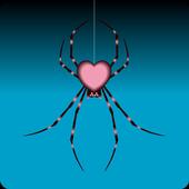 オトナカワイイ!ロックアプリ Pink Spider icon