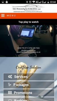 TPA Rolls Royce Specialist screenshot 5