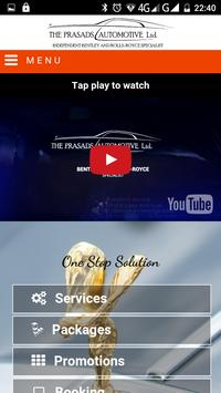 TPA Rolls Royce Specialist poster