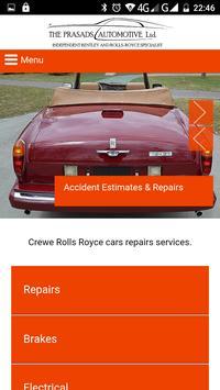 TPA Rolls Royce Specialist screenshot 2