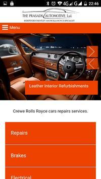 TPA Rolls Royce Specialist screenshot 3