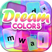 Dream Colors Keyboard Theme icon