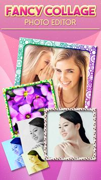 Fancy Collage Photo Editor poster