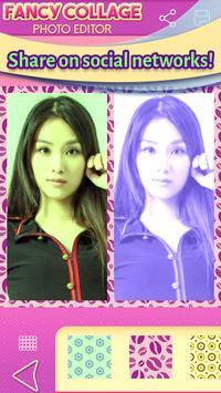 Fancy Collage Photo Editor screenshot 4