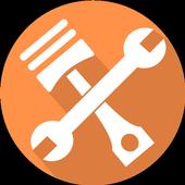 TruckPartsCross icon