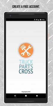 TruckPartsCross poster