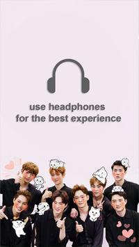 EXO Dancing Line: KPOP Music Dance Line Tiles Game تصوير الشاشة 2