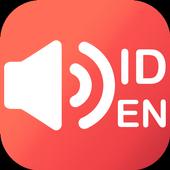 Penerjemah suara Indonesia-Inggris icon